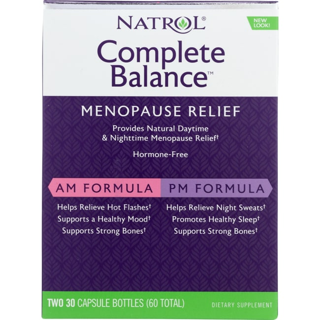 NatrolComplete Balance for Menopause