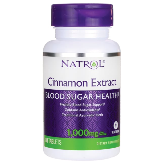 NatrolCinnamon Extract