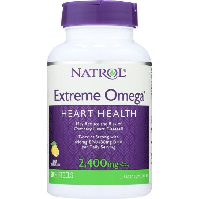 NatrolExtreme Omega - Lemon