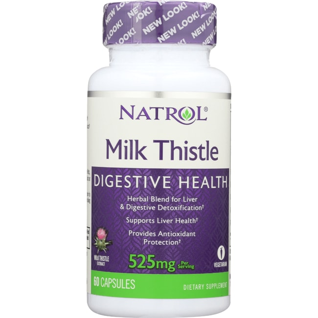 NatrolMilk Thistle Advantage