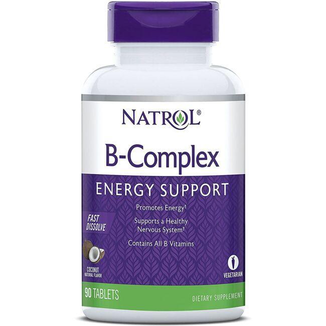 NatrolB-Complex Fast Dissolve - Coconut