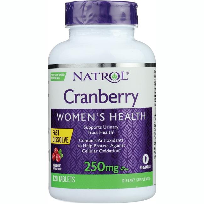 NatrolCranberry Fast Dissolve