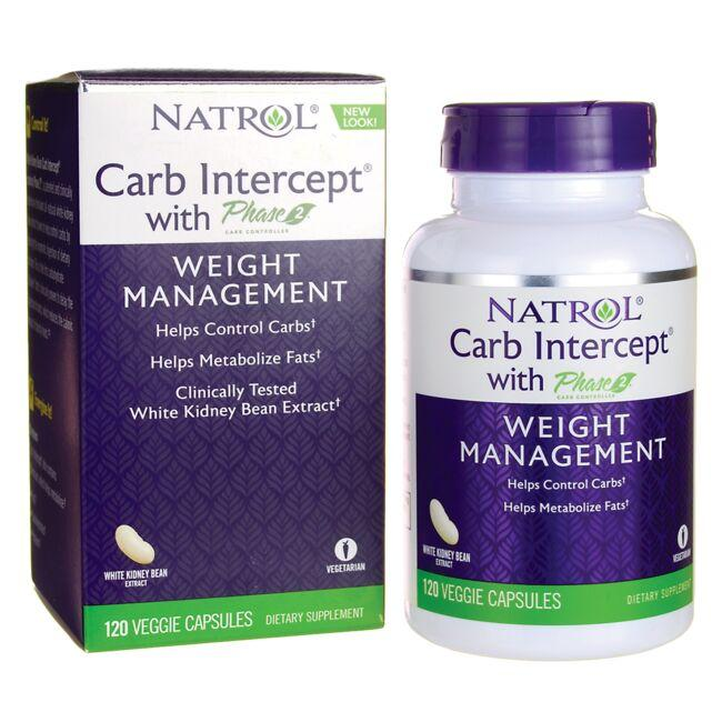 NatrolCarb Intercept with Phase 2