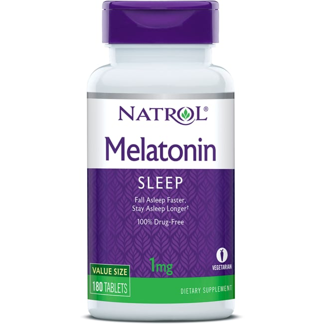 NatrolMelatonin