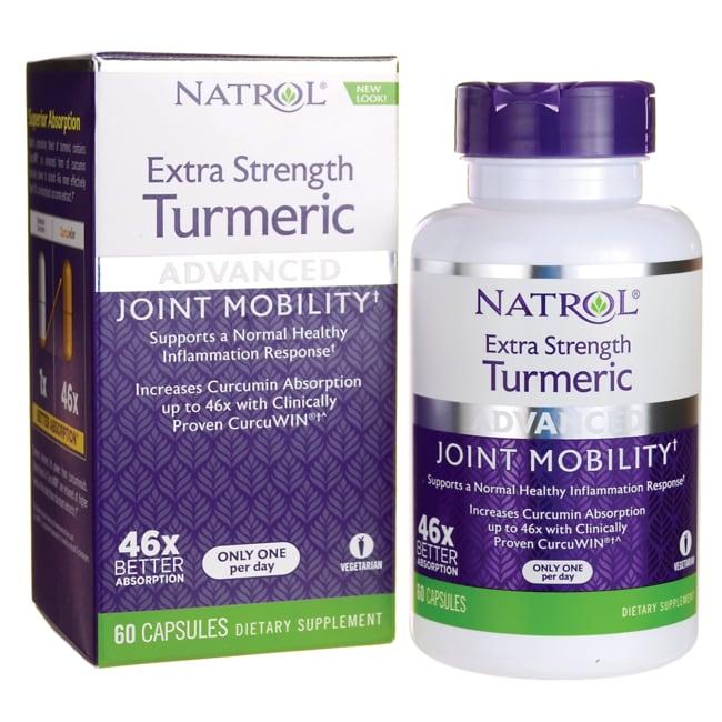NatrolTurmeric Extra Strength