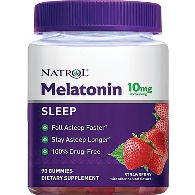 NatrolMelatonin - Strawberry