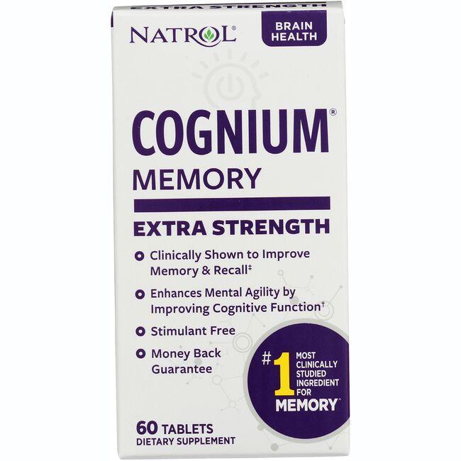 NatrolCognium Extra Strength