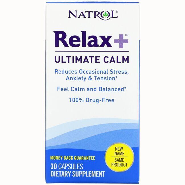NatrolRelaxia Ultimate Calm