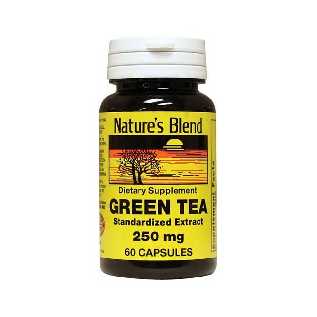 Nature's Blend Green Tea Extract