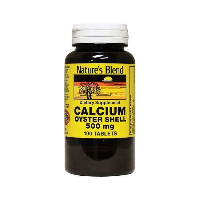 Nature's BlendOyster Shell Calcium