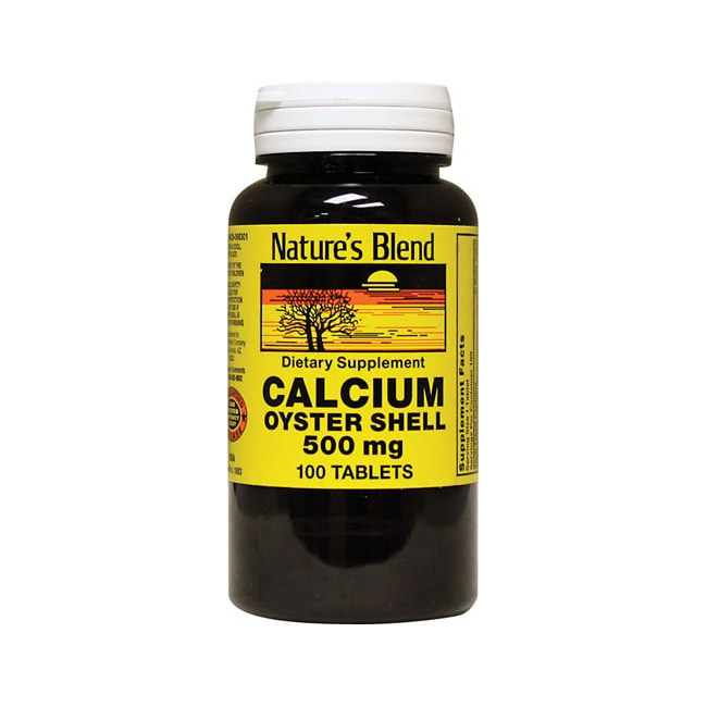 Nature's Blend Oyster Shell Calcium