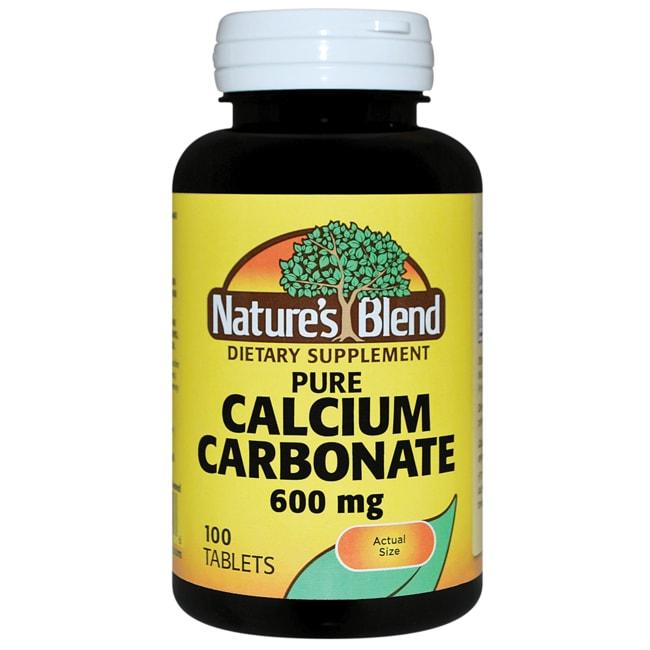 Nature's Blend Pure Calcium Carbonate
