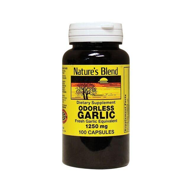 Nature's BlendOdorless Garlic
