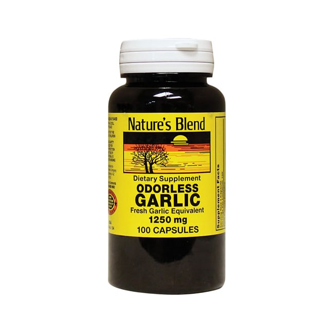 Nature's BlendOdorless Garlic