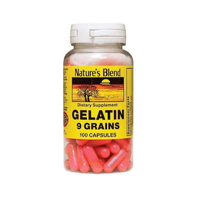 Nature's BlendGelatin