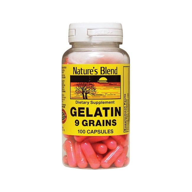 Nature's Blend Gelatin