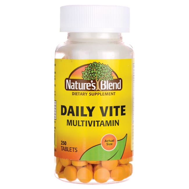 Nature's BlendDaily Vite Plus Iron