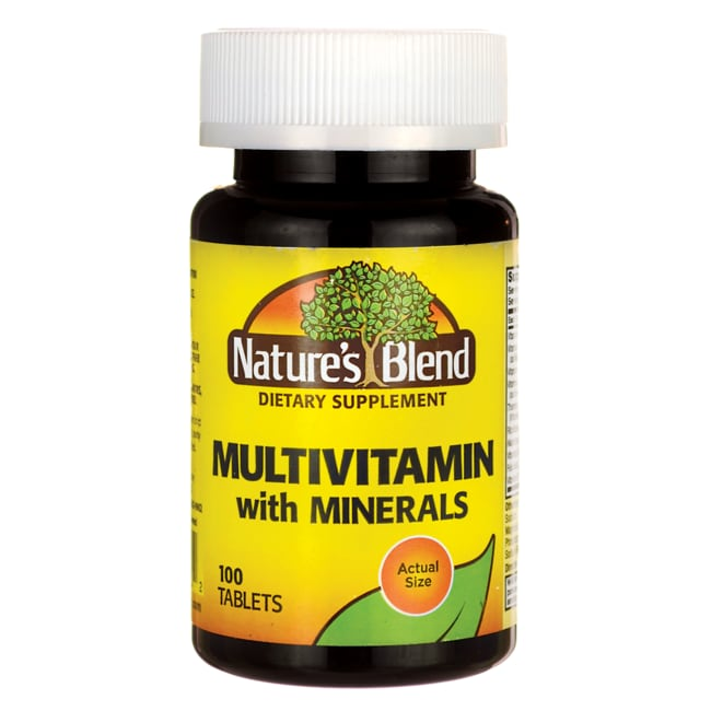 Nature's BlendMulti-Vitamin with Minerals