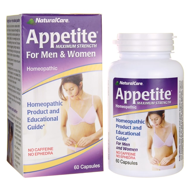 NaturalCareAppetite Maximum Strength