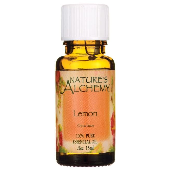 Nature's AlchemyPure Essential Oil Lemon