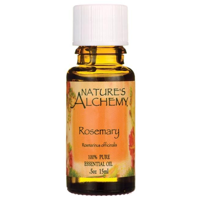 Nature's AlchemyPure Essential Oil Rosemary