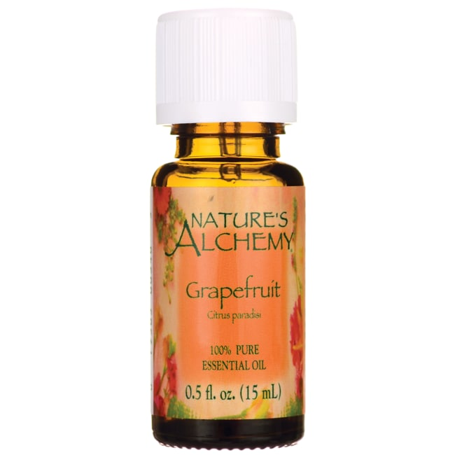 Nature's AlchemyPure Essential Oil Grapefruit