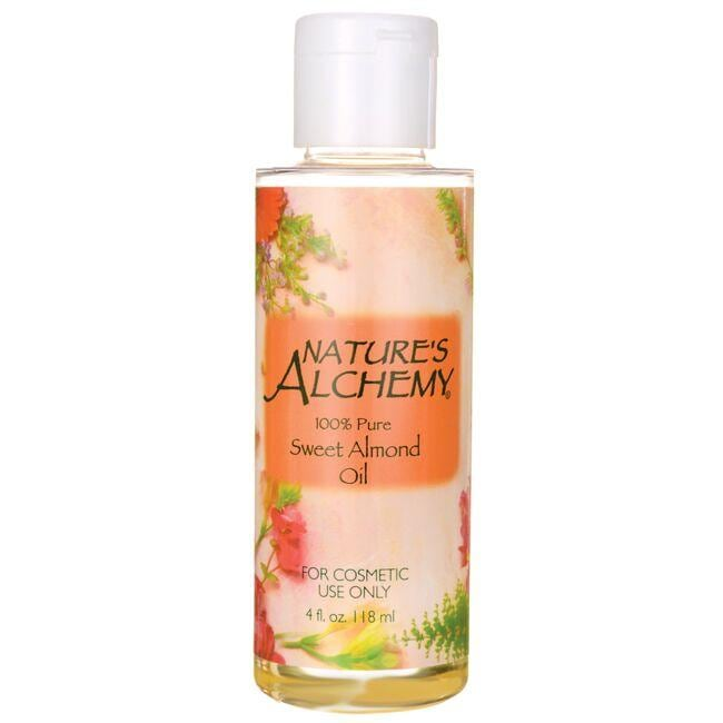 Nature's Alchemy100% Pure Sweet Almond Oil