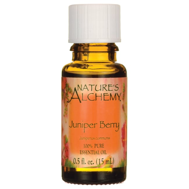 Nature's AlchemyPure Essential Oil Juniper Berry