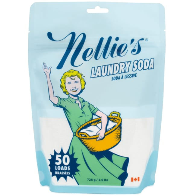 Nellie's All-Natural Laundry Soda 50 Loads