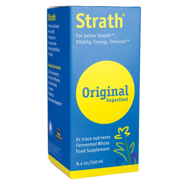 Nature's AnswerBio-Strath