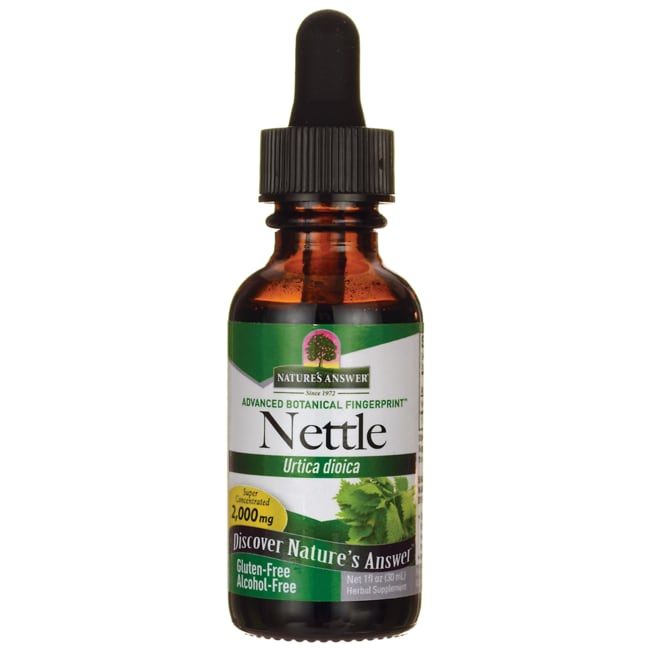 Nature's AnswerNettle Alcohol Free