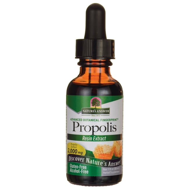 Nature's AnswerPropolis Alcohol Free