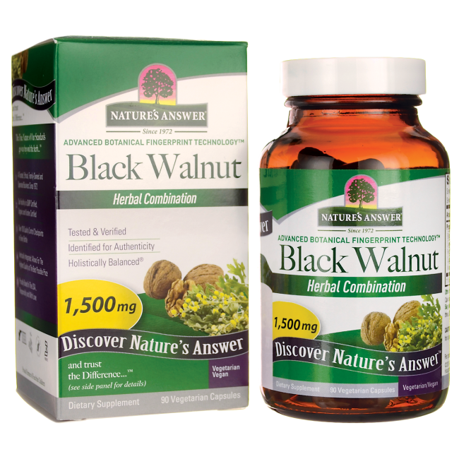 Nature's AnswerBlack Walnut