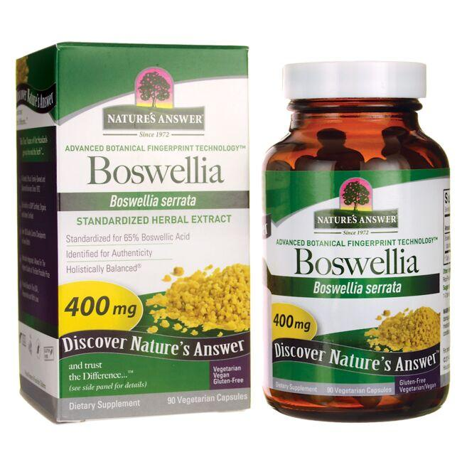 Reviews On Nature S Answer Boswellia
