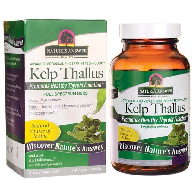 Nature's AnswerKelp Thallus