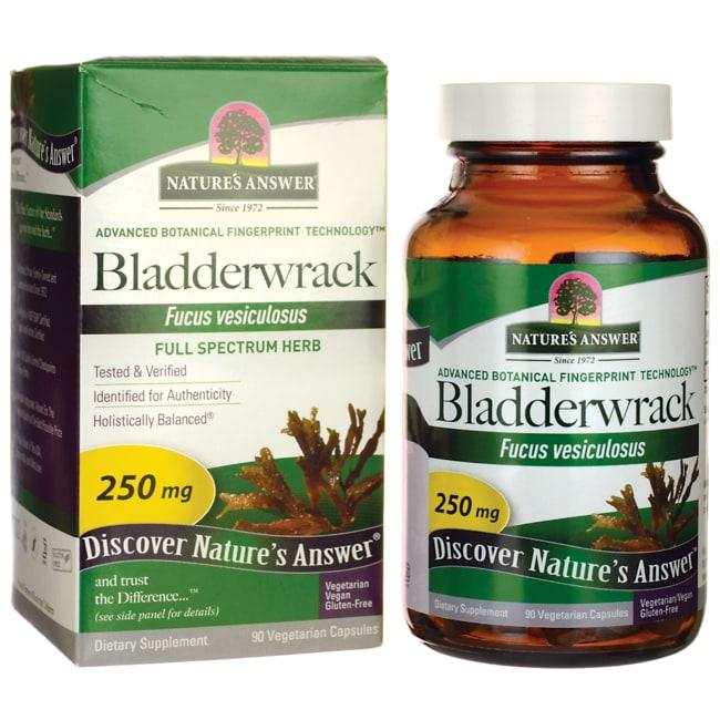 Nature's Answer Bladderwrack Thallus