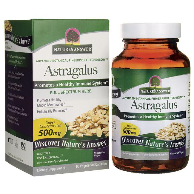 Nature's AnswerAstragalus