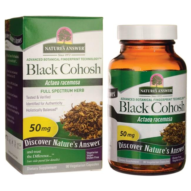 Nature's Answer Black Cohosh