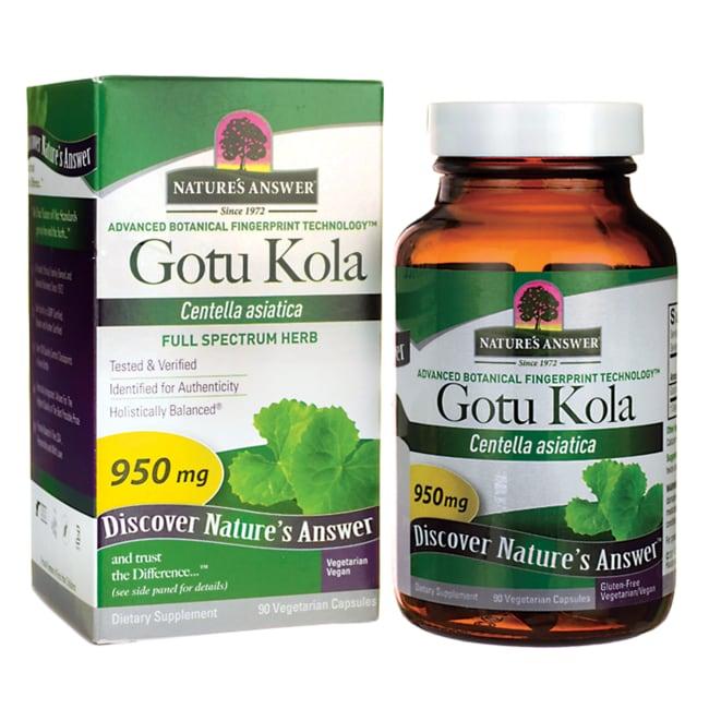 Nature's Answer Gotu Kola