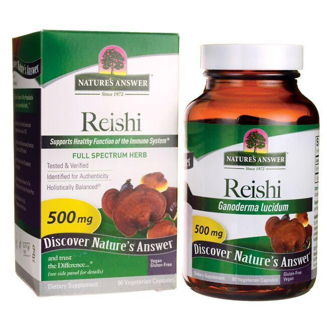 Nature's Answer Reishi