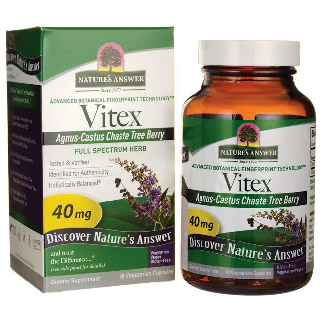 Nature's Answer Vitex