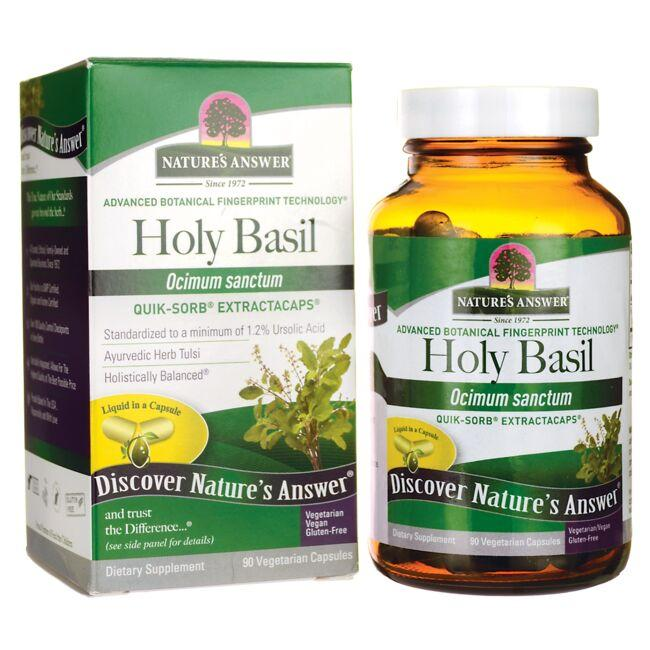 Nature's AnswerHoly Basil