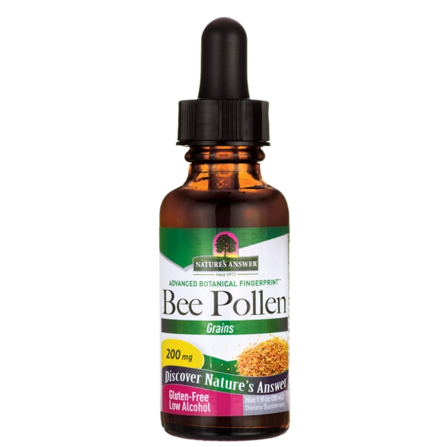 Nature's AnswerBee Pollen Grains