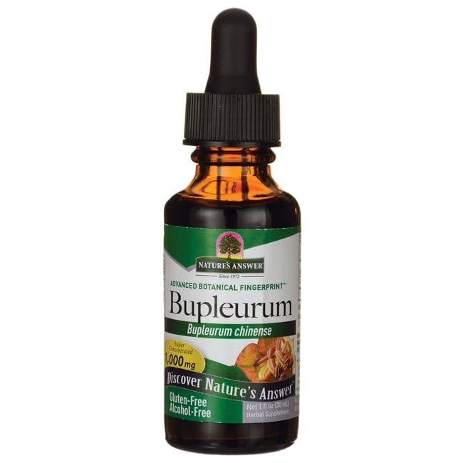 Nature's AnswerBupleurum - Alcohol Free