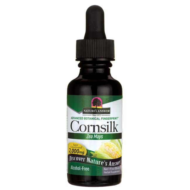 Nature's AnswerCornsilk Alcohol Free