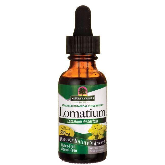 Nature's AnswerLomatium Alcohol Free