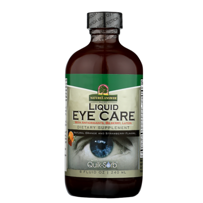 Nature's AnswerLiquid Eye Care