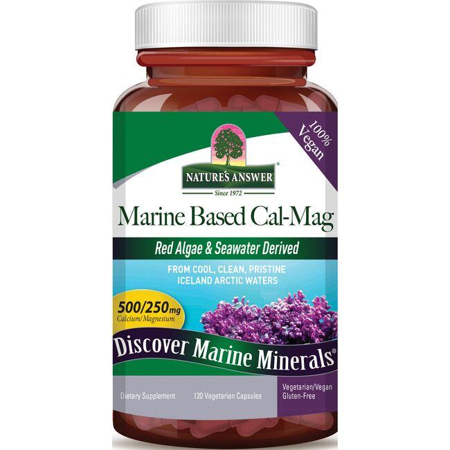 Nature's Answer Plant Based Cal-Mag