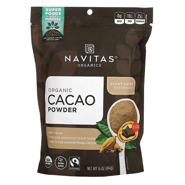 Navitas OrganicsOrganic Cacao Powder