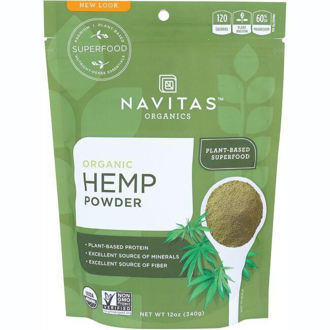 Navitas OrganicsHemp Protein Powder